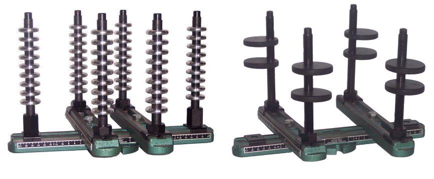 Electric Motor Rewind Head Universal Crown Frame